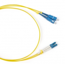 Optinis jungiamasis laidas LC/UPC-SC/UPC