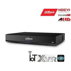 Pentabrid 4K įrašymo įreng. 8kam. HDCVI/AHD/TVI/CVBS/IP, 4K 15fp