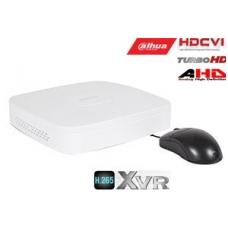 Pentabrid 4K įrašymo įrenginys 4kam. HDCVI/AHD/TVI/CVBS/IP, HDCV