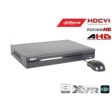 Pentabrid 4K įrašymo įrenginys 8kam. HDCVI/AHD/TVI/CVBS/IP, 4K 7