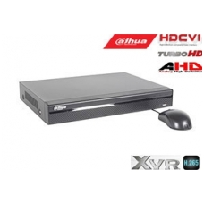 Pentabrid 4K įrašymo įrenginys 8kam. HDCVI/AHD/TVI/CVBS/IP, HDCV