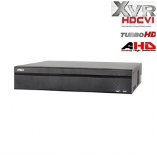 Pentabrid įrašymo įrenginys HDCVI/AHD/TVI/CVBS/IP 16kam. + 8IP,