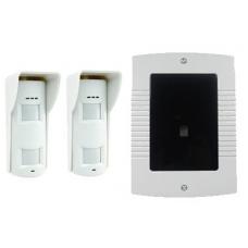 PIR Detectors Set Pyronix XDH10TT-WE