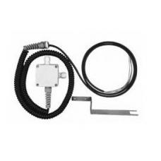 Spiralinis kabelis durelių magnetui vartuose pajungti