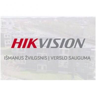 STEBKAM Hanner ir Hikvision sėkmės istorija