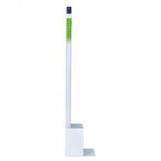 Temperatūrą matuojantis kontrolės punktas ZKTeco ZK-TD100