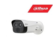Termo hibridinė IP kamera, termo raiška  160x120, objektyvas 1mm