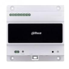 Tinklo valdiklis skirtas dviejų laidų domofonų sistemai pajungti