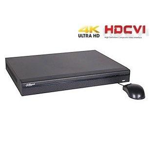 Tribrid įrašymo įrenginys 4kam. HDCVI 4K 8MP 15fps (non-realtime