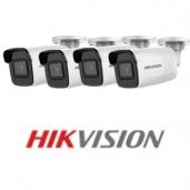 Hikvision vaizdo stebėjimo kameros