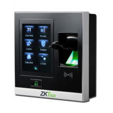 Vidaus pirštų skaitymo praėjimo kontrolė ZKTeco SF420 (Juodas)